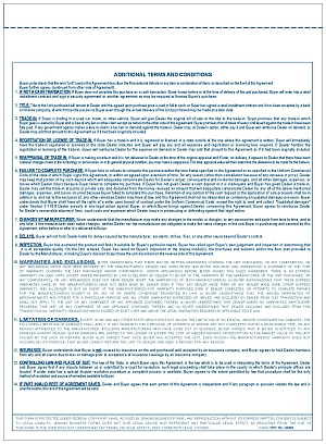 Form 1077 Rv Purchase Agreement