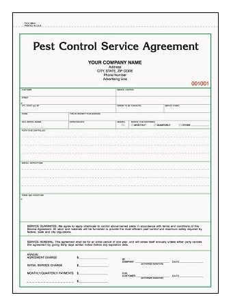 pest control service agreement pdf the death of pest. Black Bedroom Furniture Sets. Home Design Ideas