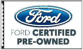 ford certified pre owned dealer flag. Cars Review. Best American Auto & Cars Review