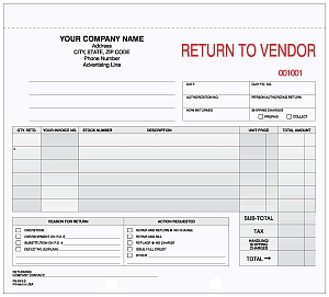 SALES DEPARTMENT FORMS