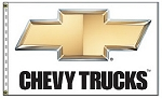 3' x 5' Chevy Trucks Flag