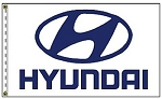 2.5' x 3.5' Hyundai Dealer Flag