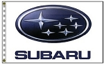 3' x 5' Subaru Dealer Flag