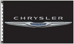 2.5' x 3.5' Chrysler Dealer Flag