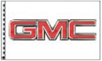 3' x 5' GMC Dealer Flag