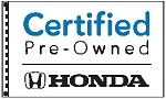 3' x 5' Honda Certified Pre-Owned  Dealer Flag