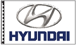 3' x 5' Hyundai Dealer Flag