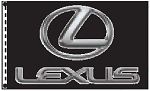 Lexus Dealer Flag 3' x 5'