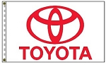 2.5' x 3.5' Toyota Dealer Flag