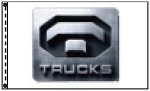 2.5' x 3.5' Toyota Truck Dealer Flag