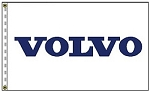 2.5' x 3.5' Volvo Dealer Flag