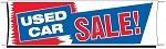 G10-P Used Car Sale Banner