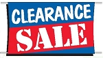 G5-K Clearance Sale Banner
