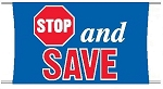 G5-C Stop And Save Banner