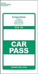 Green Car Pass