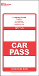 Red Car Pass