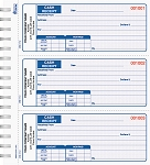 CRB-117 Cash Receipt Book