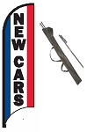 New Car Sales Feather Flag Kit