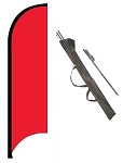 Red Feather Flag Kit