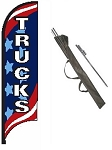 Trucks Feather Flag Kit