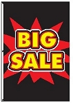 4' x 6' Big Sale Firecracker Flag