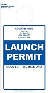 Blue Launch Permit