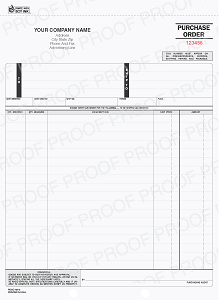 PO-700 2-Part Purchase Order