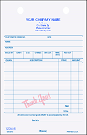 GS-224 3-Part General Sales Register