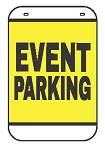 Swing Sign Replacement Double Sided Sign - EVENT PARKING