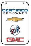 Swing Sign Replacement Single Sided Sign - CERTIFIED PRE-OWNED CHEVROLET BUICK GMC