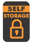 Swing Sign Replacement Double Sided Sign - SELF STORAGE