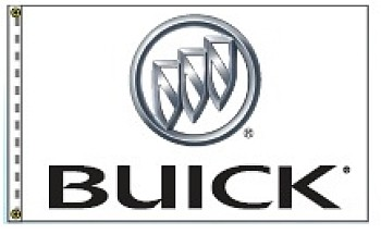 2.5' x 3.5' Buick Dealer Flag