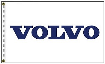 3' x 5' Volvo Dealer Flag