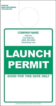 Green Launch Permit